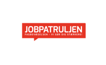 Logo - Jobpatruljen